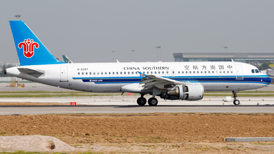 A picture of B6287 - Airbus A320214 - China Southern Airlines - © H.C.