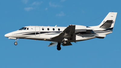 I-CNDG - Cessna 560XL Citation XLS - Aliven