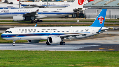 B-323S - Airbus A321-253NX - China Southern Airlines