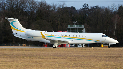 P4-SLK - Embraer ERJ-135BJ Legacy 650 - Comlux Aviation Kazakhstan