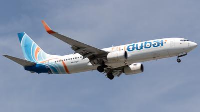 A6-FDY - Boeing 737-8KN - flydubai
