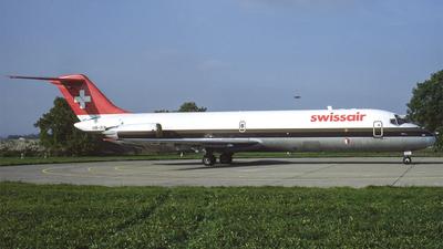 HB-IFW - McDonnell Douglas DC-9-33(F) - Swissair