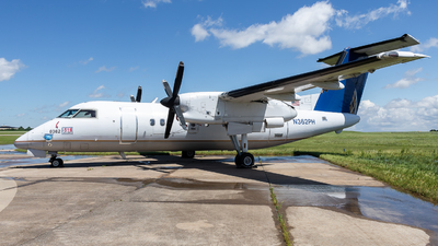 A picture of N362PH - De Havilland Canada Dash 8200 - [518] - © Dayon Wong
