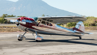 YS-195P - Cessna 195 - Private