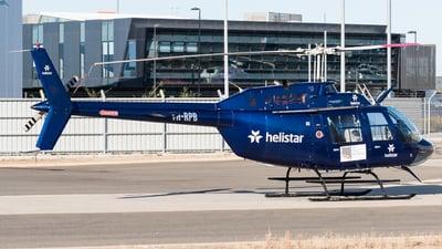 VH-RPB - Bell 206B JetRanger III - HeliStar