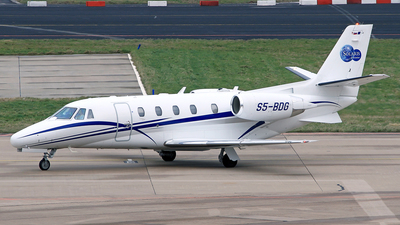 S5-BDG - Cessna 560XL Citation Excel - Linxair