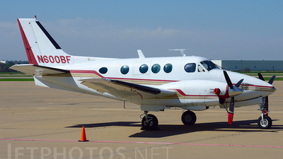N600BF - Beechcraft A90 King Air - Private