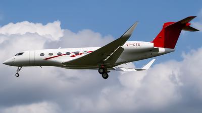 VP-CTS - Gulfstream G650 - Private