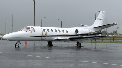 LV-CNJ - Cessna 560 Citation V - Private