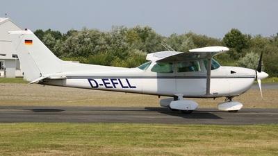 D-EFLL - Cessna 172P Skyhawk - Hanseatischer Fliegerclub Hamburg
