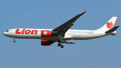 PK-LEI - Airbus A330-941 - Lion Air