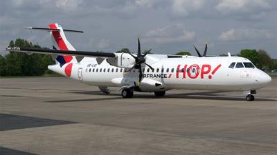 OE-LID - ATR 72-212A(600) - HOP! for Air France
