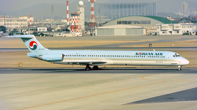 HL7203 - McDonnell Douglas MD-82 - Korean Air