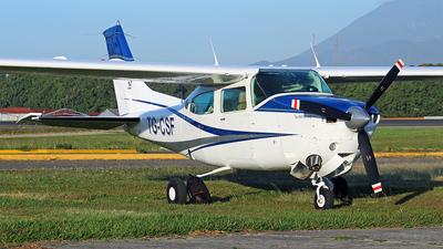 TG-CSF - Cessna 210R Centurion II - Private