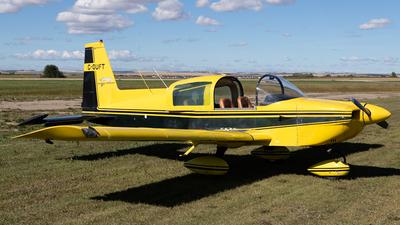C-GUFT - Grumman American AA-5A Cheetah - Private