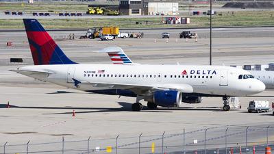 N339NB - Airbus A319-114 - Delta Air Lines