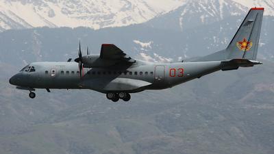 03 - CASA C-295M - Kazakhstan - Air Force