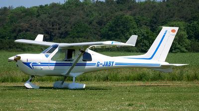 G-JABY - Jabiru SP 470 - Private