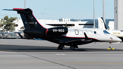 VH-NSQ - Embraer 505 Phenom 300E - Private