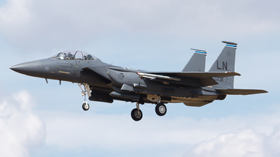98-0131 - Boeing F-15E Strike Eagle - United States - US Air Force (USAF)