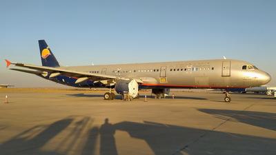 EP-LCS - Airbus A321-211 - Kish Air