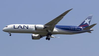 CC-BGE - Boeing 787-9 Dreamliner - LAN Airlines