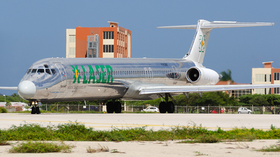 YV3367 - McDonnell Douglas MD-82 - Laser Airlines