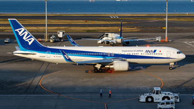 JA626A - Boeing 767-381(ER) - All Nippon Airways (Air Japan)