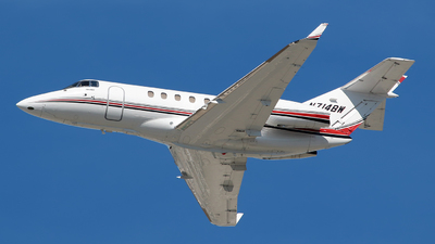 N714BW - Hawker Beechcraft 900XP - Private