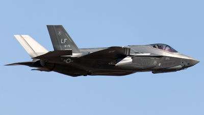11-5030 - Lockheed Martin F-35A Lightning II - United States - US Air Force (USAF)