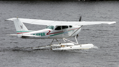 C-FPRR - Cessna 172E Skyhawk - Aviation La Tuque