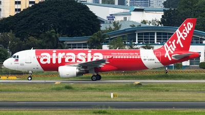 RP-C8941 - Airbus A320-216 - Philippines AirAsia