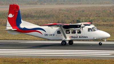 9N-AKV - Harbin Y-12E - Nepal Airlines