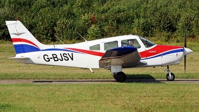 G-BJSV - Piper PA-28-161 Warrior II - Vliegclub Flevo