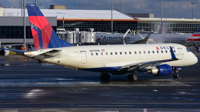 N874RW - Embraer 170-100SE - Delta Connection (Republic Airlines)