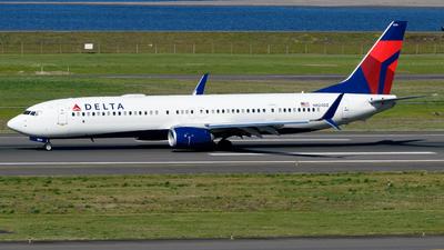 A picture of N924DZ - Boeing 737932(ER) - Delta Air Lines - © TriSpotterWA