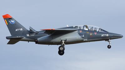 AT-15 - Dassault-Breguet-Dornier Alpha Jet 1B+ - Belgium - Air Force
