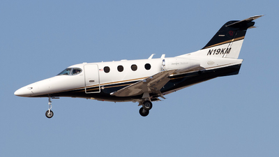 N19KM - Hawker Beechcraft 390 Premier IA - Private