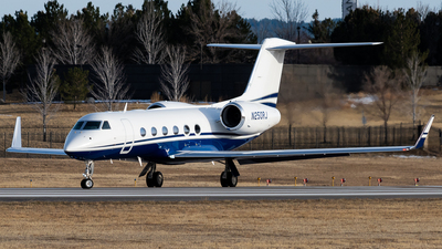 N250RJ - Gulfstream G450 - Private