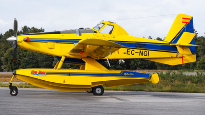 A picture of ECNGI - Air Tractor AT802A - [802A0803] - © Luciano Silva
