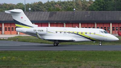 OE-HWM - Gulfstream G280 - Alpine Sky Jets