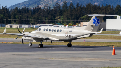 C-GBCN - Beechcraft B300 King Air 350i - Northern Thunderbird Air
