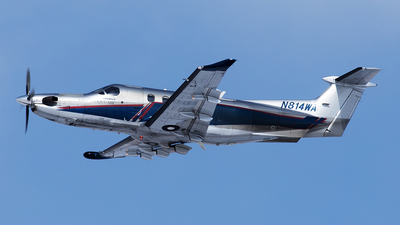 N814WA - Pilatus PC-12/47 - Boutique Air
