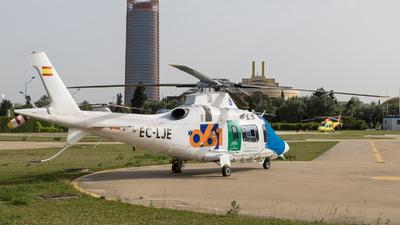 A picture of ECLJE - Agusta A109E Power - [11085] - © Santiago Blánquez