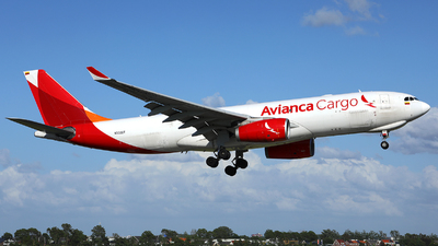 A picture of N332QT - Airbus A330243F - Avianca Cargo - © R. Eikelenboom