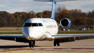 N431SW - Bombardier CRJ-200ER - United Express (SkyWest Airlines)