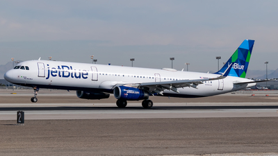 A picture of N990JL - Airbus A321231 - JetBlue Airways - © Ricky Teteris