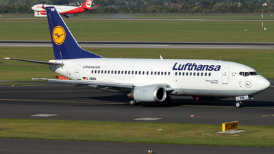 D-ABXN - Boeing 737-330 - Lufthansa