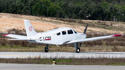 G-LCTF - Piper PA-28-181 Archer TX - L3 European Airline Academy