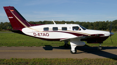 D-ETAO - Piper PA-46-350P Malibu Mirage - Private